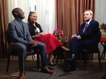 Duvernay, Oyelowo and Esler