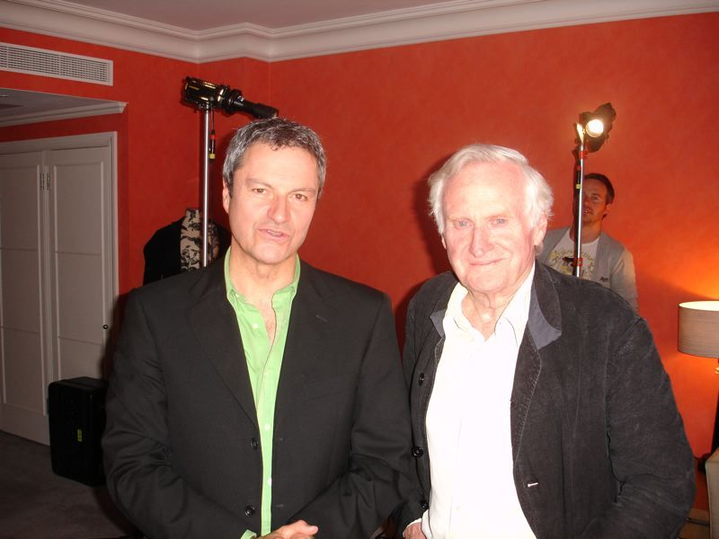 Film Director John Boorman