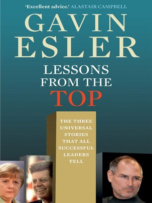Lessons from the Top- Book Cover